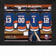 New York Islanders Personalized 11 x 14 Framed Photograph