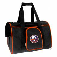 New York Islanders Premium Pet Carrier Bag
