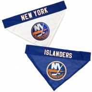 New York Islanders Reversible Dog Bandana