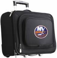 New York Islanders Rolling Laptop Overnighter Bag