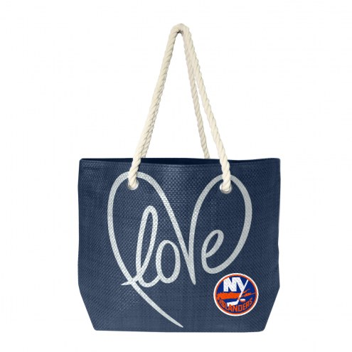 New York Islanders Rope Tote