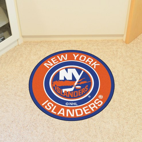 New York Islanders Rounded Mat