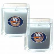 New York Islanders Scented Candle Set