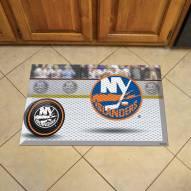 New York Islanders Scraper Door Mat