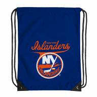 New York Islanders Team Spirit Backsack