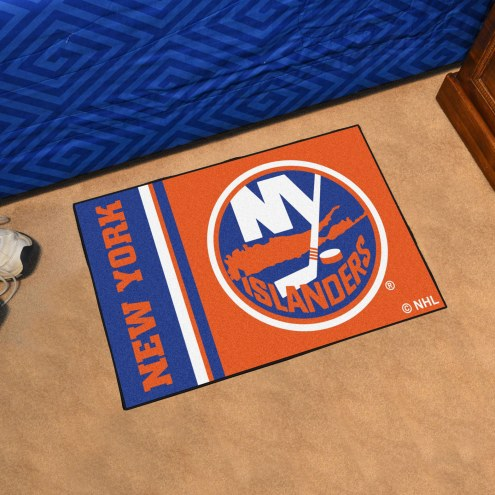New York Islanders Uniform Inspired Starter Rug