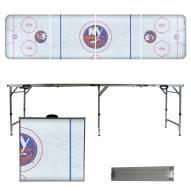 New York Islanders Victory Folding Tailgate Table