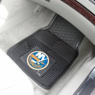 New York Islanders Vinyl 2-Piece Car Floor Mats