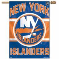 "New York Islanders 28"" x 40"" Banner"