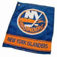 New York Islanders Woven Golf Towel
