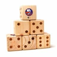 New York Islanders Yard Dice
