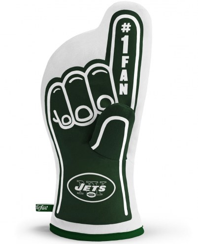 New York Jets #1 Fan Oven Mitt