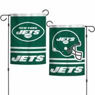 "New York Jets 11"" x 15"" Garden Flag"