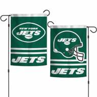 "New York Jets 11"" x 15"" Garden Flag"