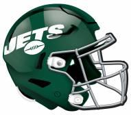 "New York Jets 12"" Helmet Sign"