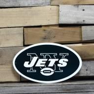 "New York Jets 12"" Steel Logo Sign"