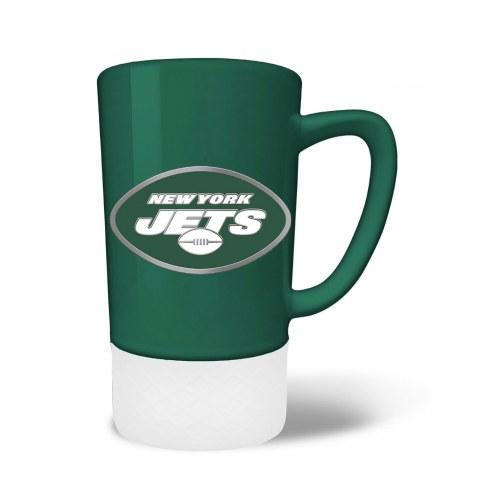 New York Jets 15 oz. Jump Mug