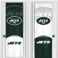 New York Jets 2 Sided Door Wrap