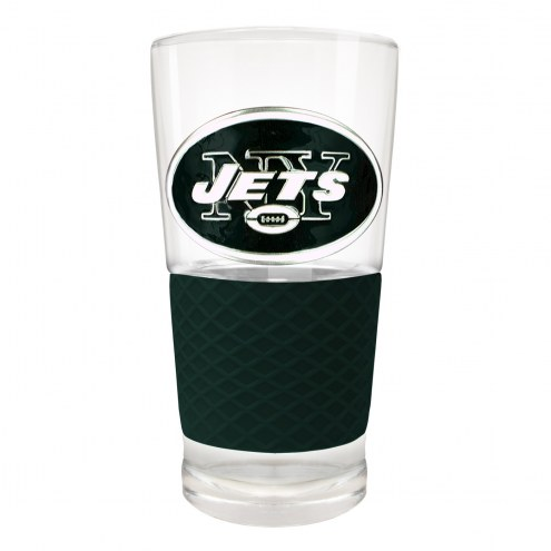 New York Jets 22 oz. Score Pint Glass