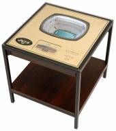 New York Jets 25-Layer StadiumViews Lighted End Table