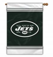 "New York Jets 28"" x 40"" Banner"