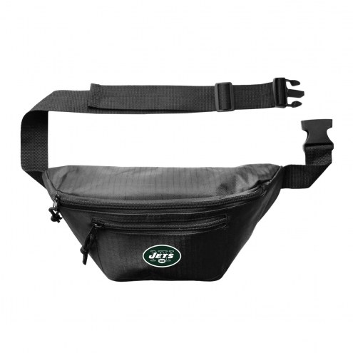 New York Jets 3-Zip Hip Fanny Pack