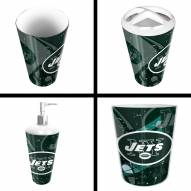 New York Jets 4-Piece Bath Set