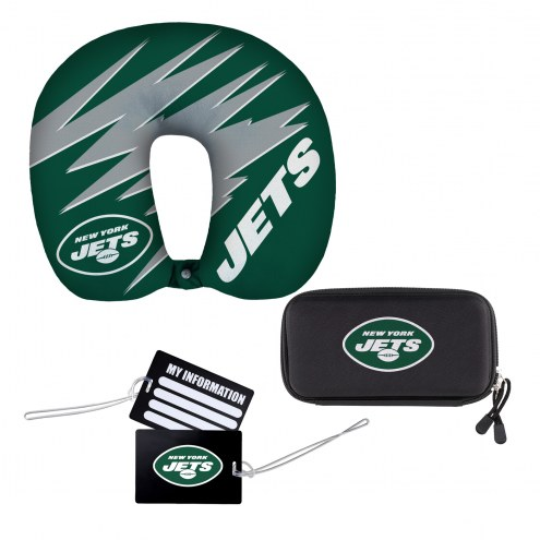 New York Jets 4 Piece Travel Set