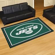 New York Jets 5' x 8' Area Rug