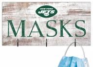 "New York Jets 6"" x 12"" Mask Holder"