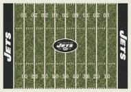 New York Jets 6' x 8' NFL Home Field Area Rug