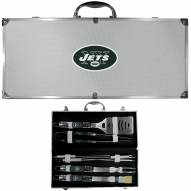 New York Jets 8 Piece Tailgater BBQ Set