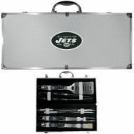 New York Jets 8 Piece Tailgater BBQ Set