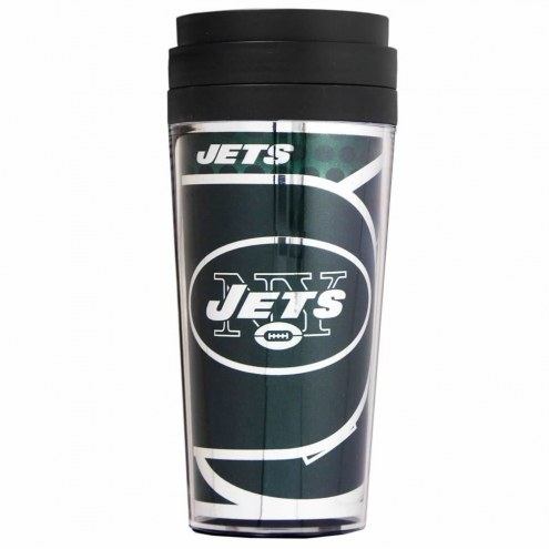 New York Jets Acrylic Travel Tumbler
