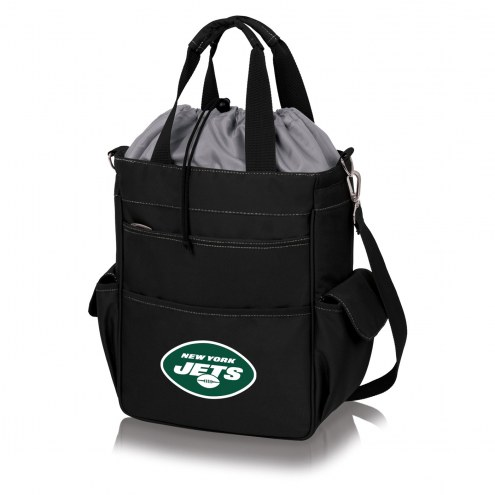 New York Jets Activo Cooler Tote