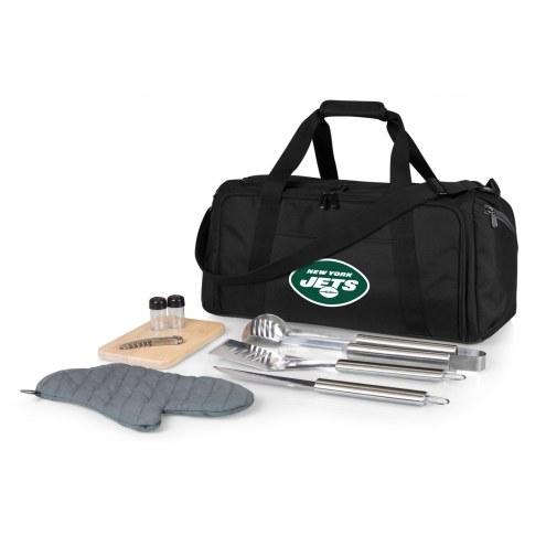 New York Jets BBQ Kit Cooler