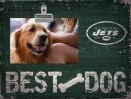 New York Jets Best Dog Clip Frame