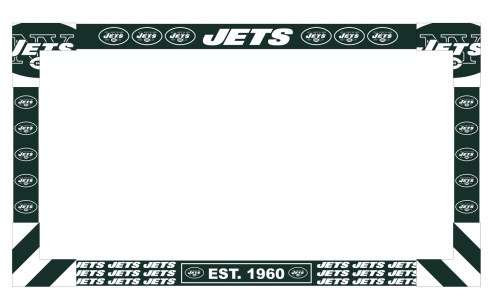 New York Jets Big Game Monitor Frame