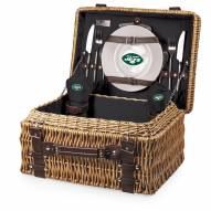 New York Jets Black Champion Picnic Basket