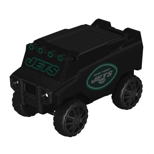 New York Jets Blackout Remote Control Rover Cooler