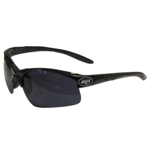 New York Jets Blade Sunglasses