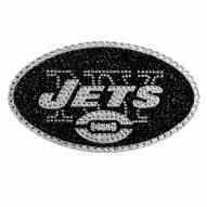 New York Jets Bling Car Emblem