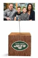 New York Jets Block Spiral Photo Holder