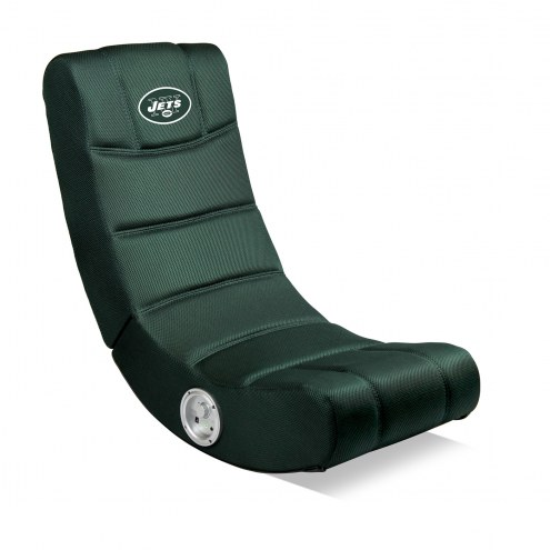 New York Jets Bluetooth Gaming Chair