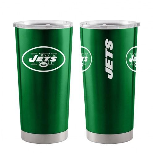 New York Jets 20 oz. Travel Tumbler