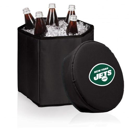 New York Jets Bongo Cooler