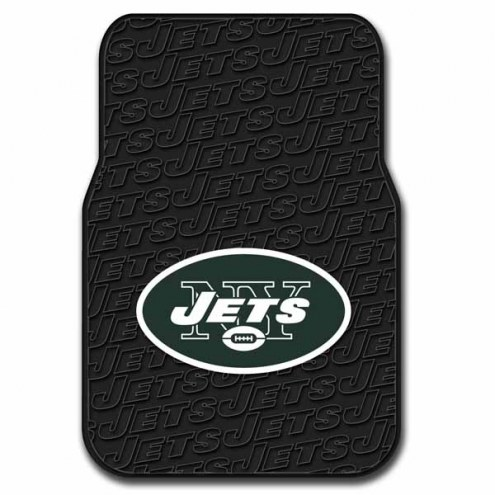 New York Jets Car Floor Mats