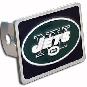 New York Jets Class II and III Hitch Cover