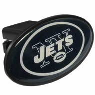 New York Jets Class III Plastic Hitch Cover