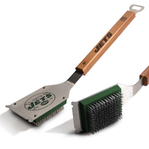 New York Jets Classic Grill Brush